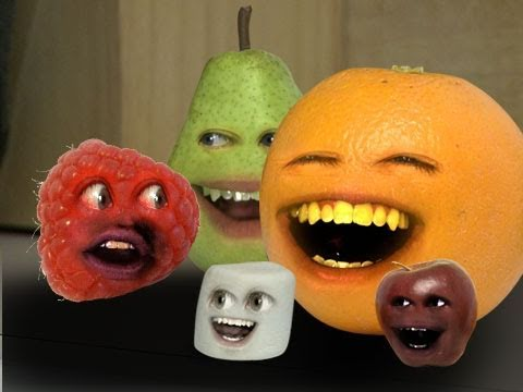 Annoying Orange – Rap-berry