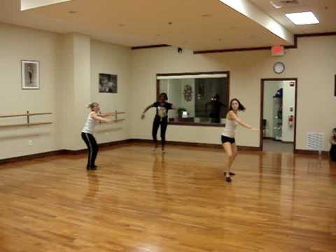 Avalon Dance Adult Contemporary Jazz Class