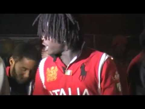"CHIEF KEEF LIVE!!! PERFORMING ""I DONT LIKE"" AT CLUB HEAT IN DAYTON OHIO"