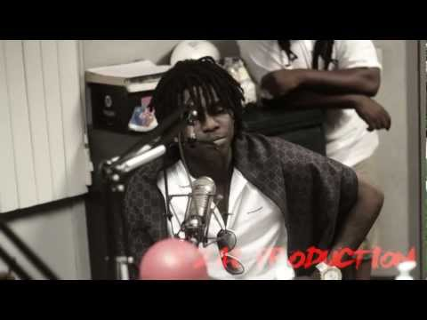 Chief Keef x Lil Reese x Fredo Santana WGCI Top 9 @ 9 Interview
