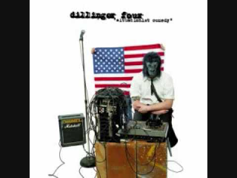 "Dillinger Four – File Under ""Adult Urban Contemporary"""