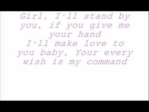 Dru Hill – Never Make A Promise Lyrics Video