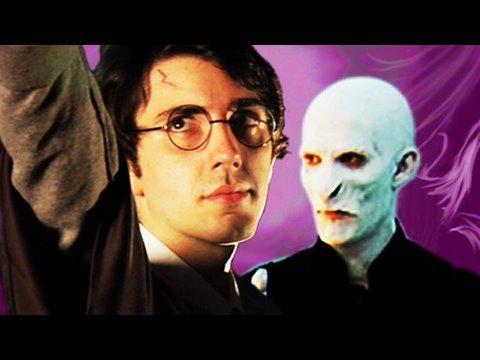 Harry Potter vs. Voldemort Rap : Original Short