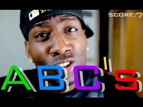 How To Rap In Alphabetical Order!