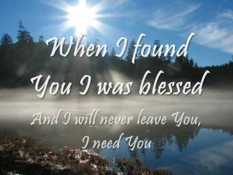IMAGINE ME WITHOUT YOU (With Lyrics) – Jaci Velasquez