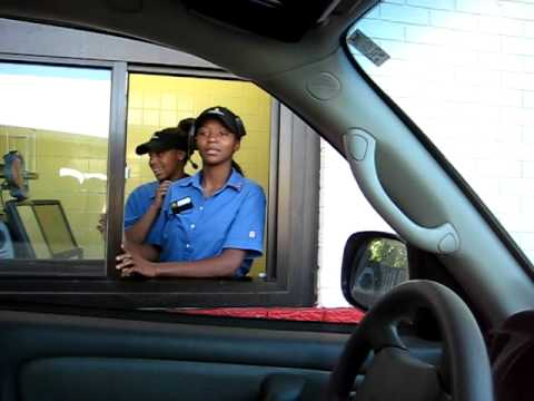 McDonalds Drive Thru Rap