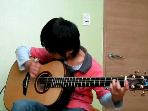 (Nirvana) Smells Like Teen Spirit – Sungha Jung