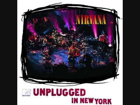Nirvana – Where Did You Sleep Last Night? (Unplugged Version)