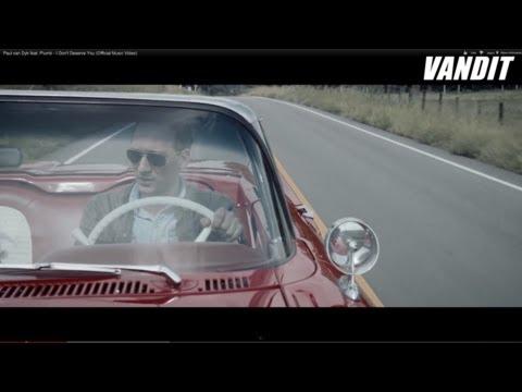 Paul van Dyk feat. Plumb – I Don't Deserve You (Official Music Video)