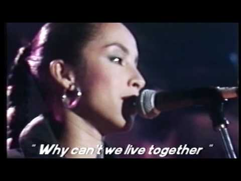 Sade – Why can't we live Together ? – Montreux Jazz Festival ( 1984 )