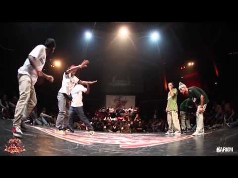 Battle Cercle Underground 6 – Finale Hiphop – Germany Team Vs Dirty Underground – Karism