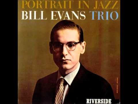Bill Evans Portrait in Jazz (Full Album)