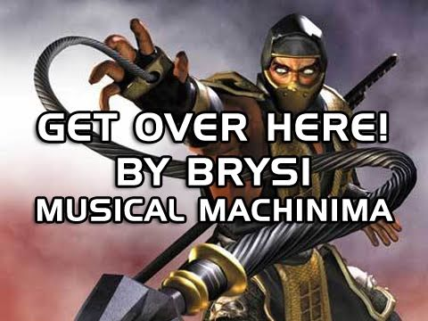 BrySi the Machinima Guy – Mortal Kombat Rap – Get Over Here! By BrySi