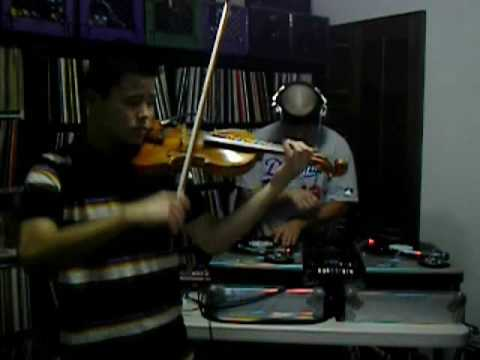 Hip Hop Violin – Paul Dateh and inka one