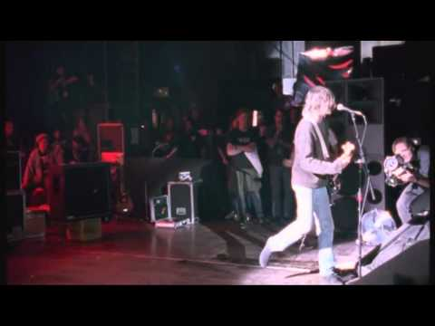NIRVANA – Smells Like Teen Spirit (HD) (Live at the Paramount 1991)