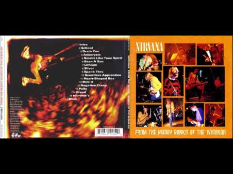 Nirvana – From the Muddy Banks of Wishkah (1996) [Full Album]
