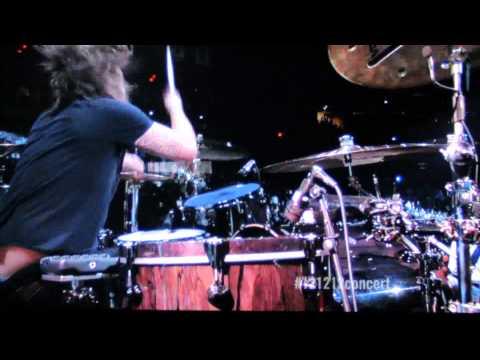 Nirvana Reunion with Paul McCartney 12-12-12 Sandy Relief Concert