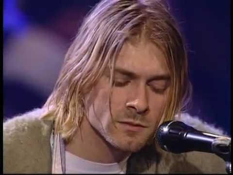 Nirvana – Something In The Way (Unplugged In New York).mp4