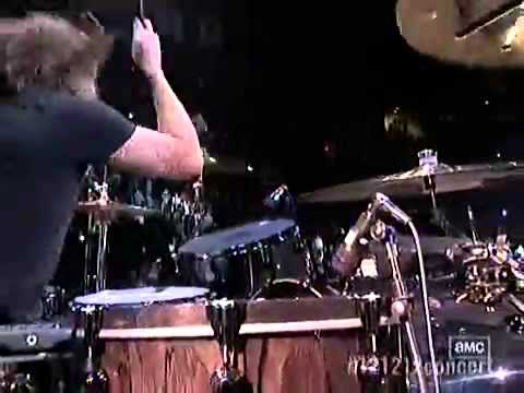 Paul McCartney Nirvana Reunion – Cut Me Some Slack 12-12-12