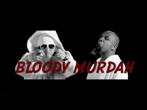 Rittz Feat Tech N9ne – Bloody Murdah (Remix) – Official Music Video