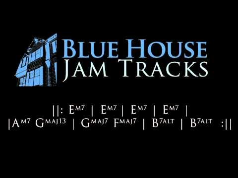 80′s Jazz-Fusion [Em] Jam Track