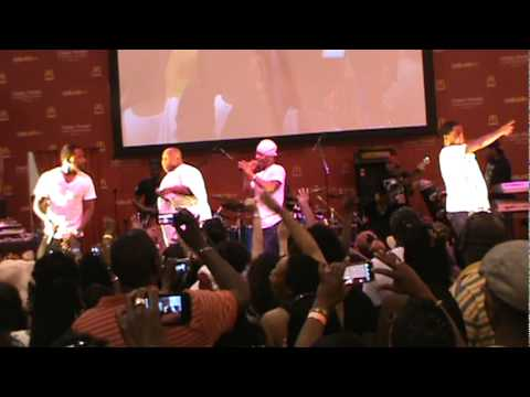 "Dru Hill – ""5 Steps"" Live @ 2011 Essence Music Festival – 07/02/11"