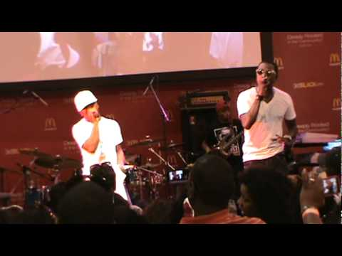 "Dru Hill – ""We're Not Making Love No More"" Live @ 2011 Essence Music Festival – 07/02/11"