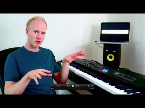 FOURTH CHORDS – Jazz Piano Lesson