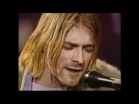Nirvana – Pennyroyal Tea [Unplugged In New York, Lyrics, 1993 HD]