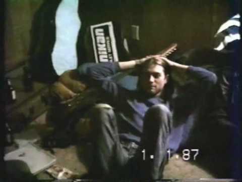 Nirvana Rehearsal 1988