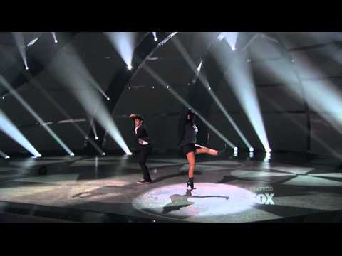 """[SYTYCD8] Lauren Froderman & Tadd Gadduang [Jazz] """"Another One Bites the Dust"""" Mandy Moore"""