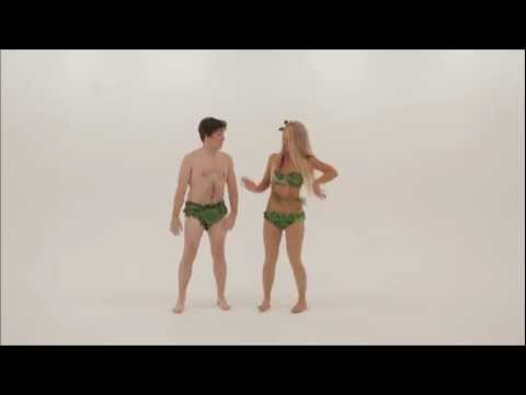 Adam vs Eve. Epic Rap Battles of History + the Epic Dance Battle