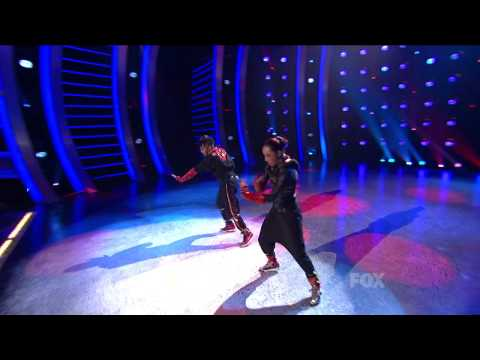 Ashley & Dominic-HipHop