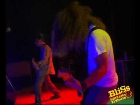 BLISS – Nirvana tribute live @ Kurt Cobain memorial (Roma) – Smeels Like Teen Spirit