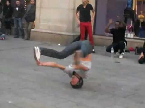 Baile Barcelona – vino N2 break dance hiphop y wiki
