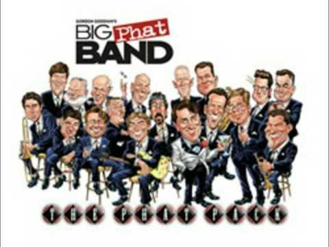 Big Phat Band: The jazz police
