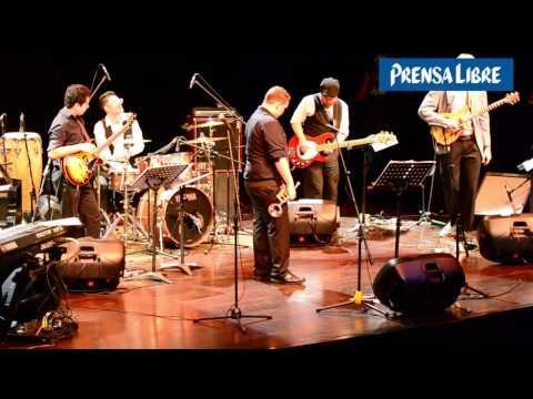 Celebran Festival de Jazz  en el teatro del IGA