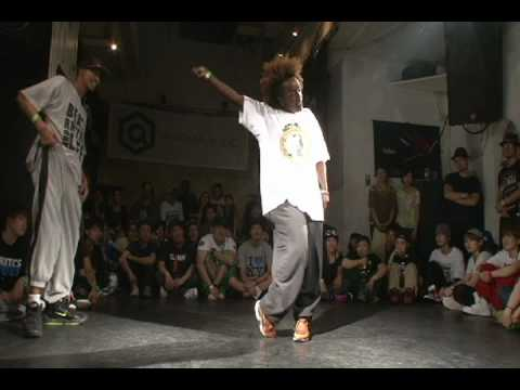DANCE@LIVE HIPHOP SIDE EAST vol.01 Osaam(Sucreamgoodman) vs Niki(Soul Sweat)