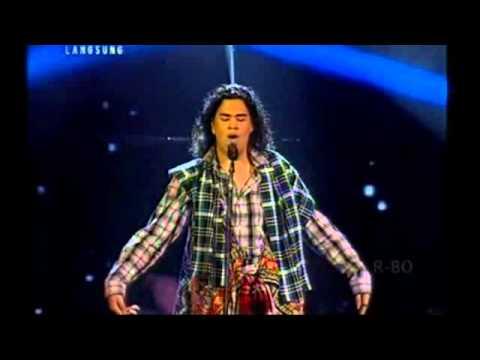 Dicky Adam | Smells Like Teen Spirit – Nirvana | XFactorIndonesia | 22 Februari 2013