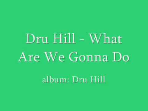 Dru Hill – What Are We Gonna Do