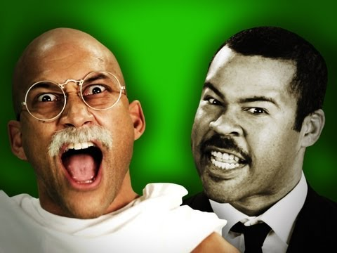 Epic Rap Battles of History – Behind the Scenes – Gandhi vs Martin Luther King Jr.