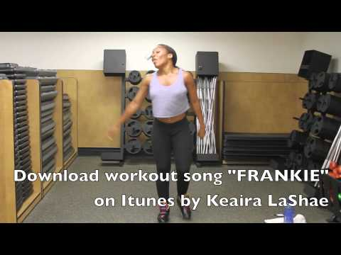 Hiphop Cardio Kickboxing with Keaira LaShae