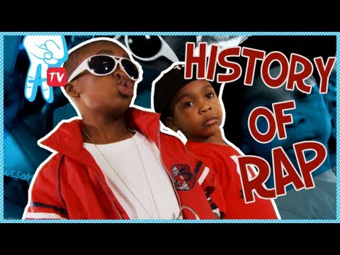 History Of Rap (Jimmy Fallon & Justin Timberlake PARODY) – Crazy I Say Ep. 42