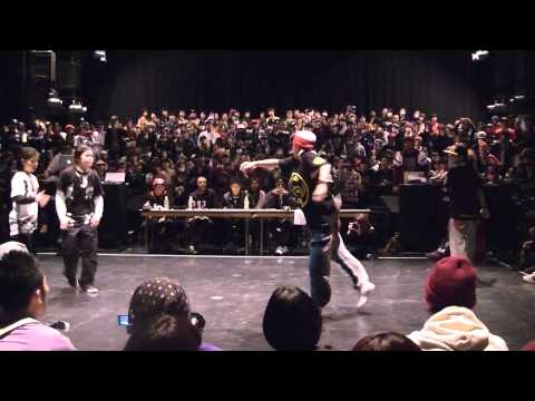 JUSTE DEBOUT 2013 JAPAN – HIPHOP BEST 8