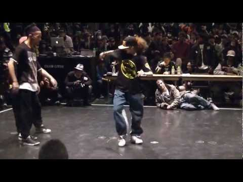JUSTE DEBOUT 2013 JAPAN – HIPHOP SEMIFINAL