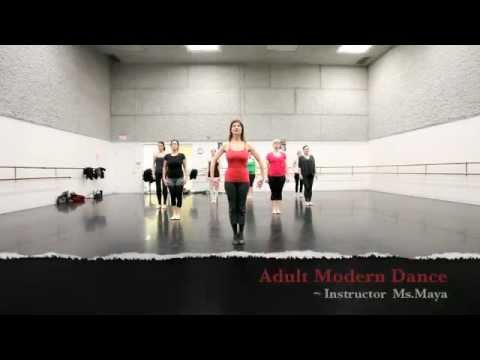 La Caravan Dance Theatre- Adult Contemporary Dance Class