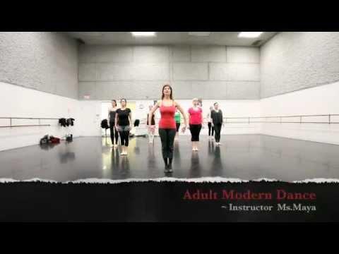 La Caravan Dance Theatre- Adult Contemporary Dance Class