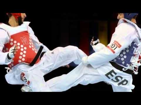 London 2012 Joel Gonzalez Wins Mens 58KG Taekwondo Gold Medal