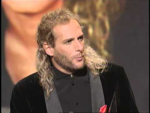 Michael Bolton Wins Favorite Adult Contemporary Artist – AMA 1995