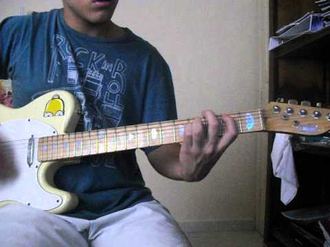 Nirvana – Come As You Are(Guitar Cover)